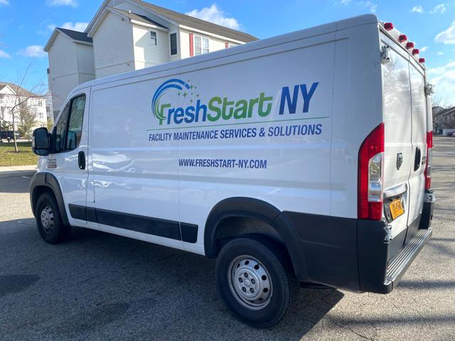 FreshStart-NY Van