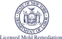 Fresh Start-NY is a licensed NYS Mold Remediation Service provider